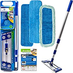 Dredge Professional Microfiber Mop Review