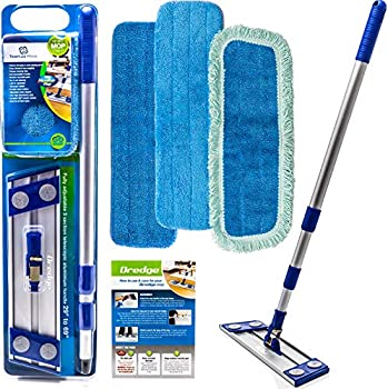 Professional Microfiber mop for Hardwood Tile Laminate & Stone Floors