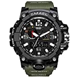 KXAITO Men's Watches Sports Outdoor Waterproof Military Watch Date...