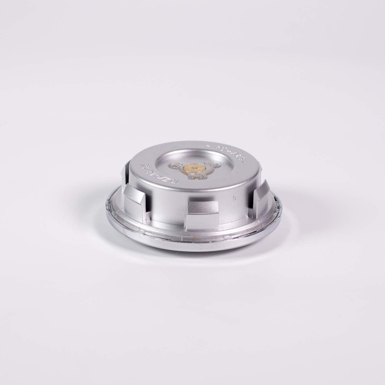 Style B//Blue LED Motorfox Floating LED Caps Hub Wheel Light Center Accessory Cover Magnetic Waterproof 4Pcs