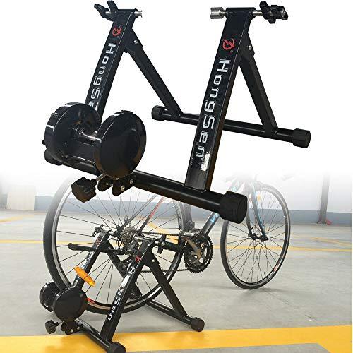 Rueda de entrenamiento para bicicleta, bicicleta estática, para interior, para conducción, entrenamiento en casa, carga de 330 kg