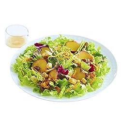 [冷蔵] RF1 秋素材と香ばしクルトンのシーザーサラダ さっぱりシーザードレッシング付き 2人前