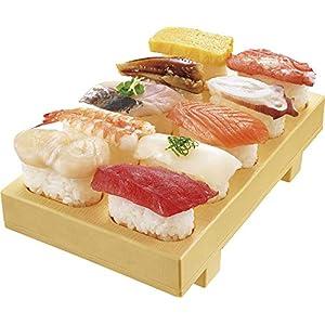 ナガオ 寿司下駄 とびだせ! おすし CH-2011 日本製