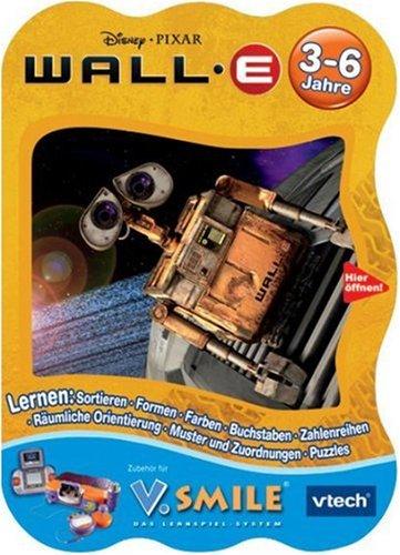 Vtech 80-092844 - V.Smile Lernspiel Wall E