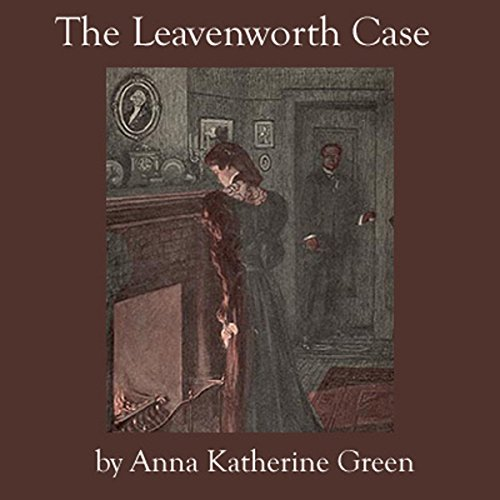 Couverture de The Leavenworth Case