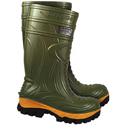 Cofra Thermic S5CI HRO SRC stivali di sicurezza, colore bianco, taglia 43