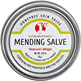 Red Headed Honey | Beeswax Propolis Mending & Salve - Tea Tree & Vitamin E Oil - 1.57oz