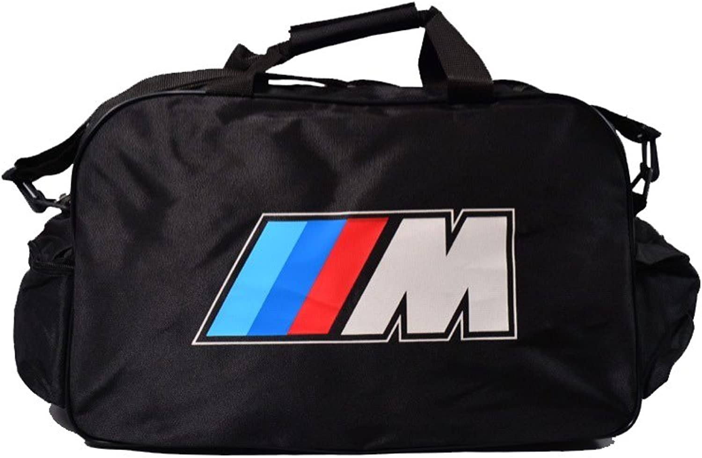 BMW M Logo Bag Unisex Leisure School Leisure Shoulder Backpack