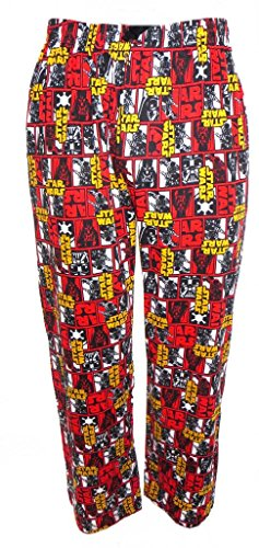 Star Wars Darth Vader Herrenhose Pyjama Bottoms Kleine
