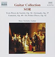 Complete Guitar Music 9 by FERNANDO SOR (1998-05-26)