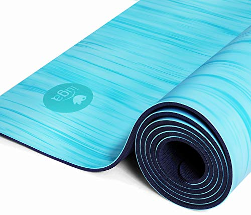 IUGA Pro Non Slip Yoga Mat, Unbeatable Non Slip Performance, Eco Friendly and SGS Certified Material...