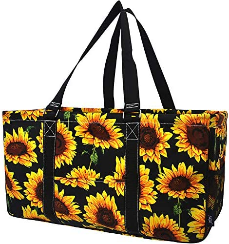 Sunflower NGIL Utility Tote Bag product image