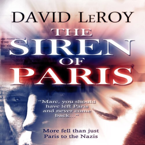The Siren of Paris audiobook cover art