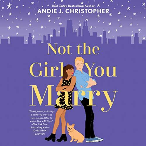 Page de couverture de Not the Girl You Marry