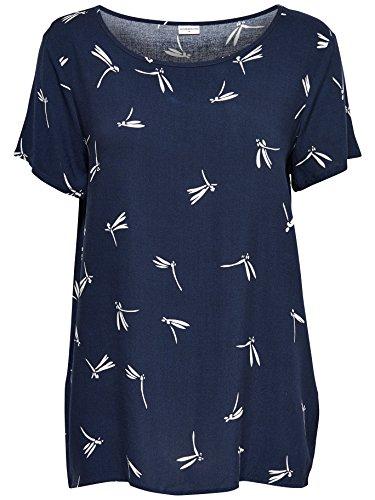 JACQUELINE de YONG top viscose blouse JDYEPIC 15129460