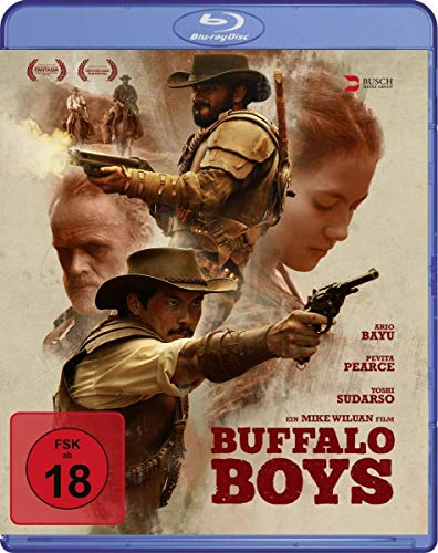Buffalo Boys (uncut) [Blu-ray]
