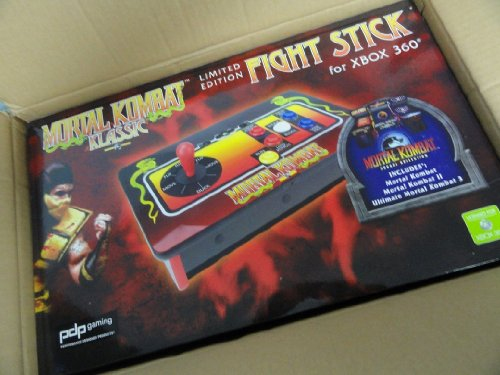 XBOX Mortal Kombat Klassic Fightstick