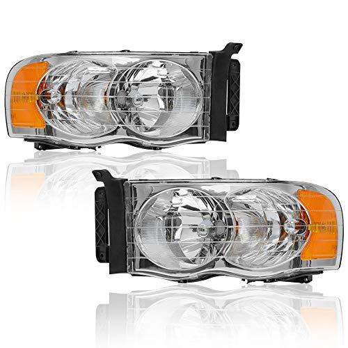 05 dodge 3500 headlights - 8