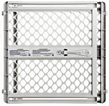 North States Industries Supergate Classic - Light Gray - 26 to 42