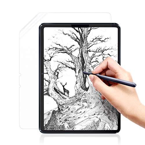 Jelly Comb Schutzfolie für Samsung Tab S7 2020 11 Zoll, Kompatibel mit S-Pen, Zeichnung wie auf Papier, Schutz vor Fingerabdrücken