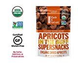 Made In Nature Organic Dried Apricots 20 Ounce (Pack of 1) - Non-GMO Vegan Dried Fruit Snack