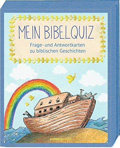 Schachtelschatz - Mein Bibelquiz: Frage- und Antwortkarten zu biblischen Geschichten