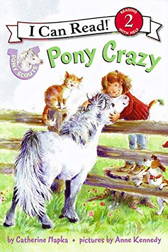 Image of Pony Scouts: Pony Crazy (I Can Read Level 2)