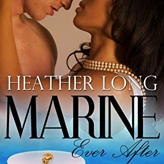 Marine Ever After audiobook cover art