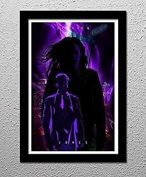 Jessica Jones - Krysten Ritter - Marvel - 13x19 Original Minimalist Art Poster Print