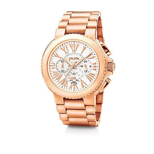 Reloj FOLLI-FOLLIE WF13R002BES Sra Cadena IP Rosa 40mm