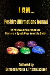 I AM..Positive Affirmations Journal Paperback