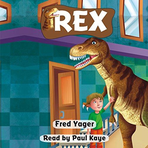 Rex audiobook cover art