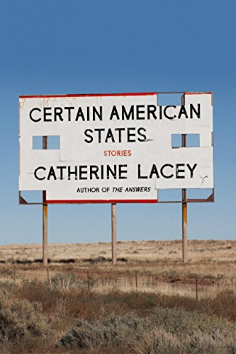 Image of Certain American States: Stories