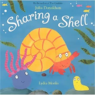 Sharing a Shell cover art
