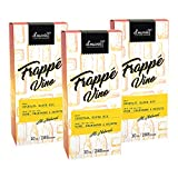 Frappe Vino - Turn Your Wine into a slush without changing the flavor. Enough to mix with 3 bottles of wine