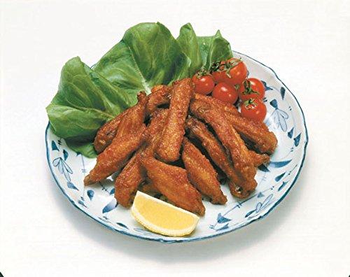 国産鶏肉使用 チキン スペアリブ 辛口 500g クセになる辛さ【鳥肉】【未加熱】【冷凍】(fn70155)