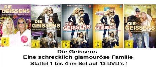 Staffeln 1-4 (13 DVDs)
