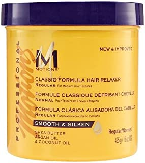 Motions Professional, Smooth & Straighten with Coconut Oil & Aloe Vera, Super 15 oz