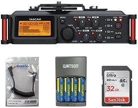 dslr camera audio