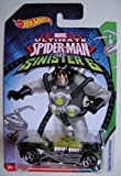 HOT WHEELS MARVEL ULTIMATE SPIDER-MAN VS SINISTER 6 WHAT-4-2 DOCTOR OCTOPUS