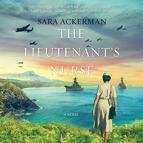 The Lieutenant's Nurse audiobook cover art