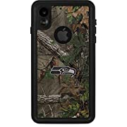 Fully Submersible - completely waterproof Seattle Seahawks case for the iPhone XR Impact Protection - Dual layered waterproof case design guards against not only water, but accidental drops as well Maintain Functionality - No interference for your iP...