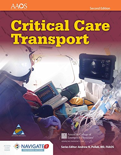 Critical Care Transport with Navigate 2 Preferred Access