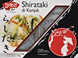 Biyori Noodle di Konjac, Shirataki - 350 gr