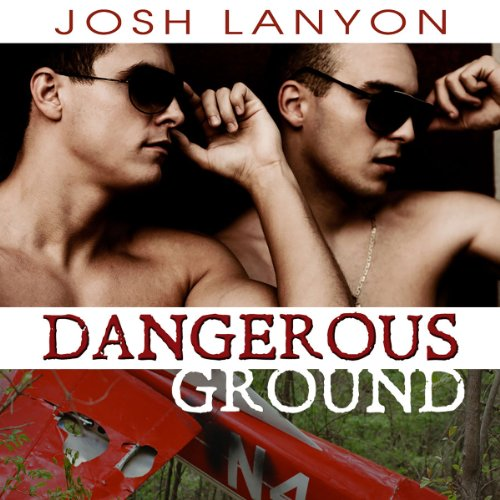 Dangerous Ground audiobook cover art