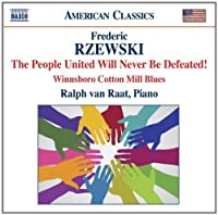 Rzewski: The People United Will Never Be Defeated (2008-03-25)
