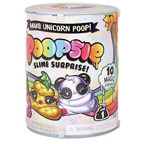 Giochi Preziosi Poop Pack Slime Colorati, Glitterati e Profumati, Modelli Assortiti