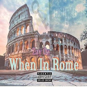 When in Rome Mixtape