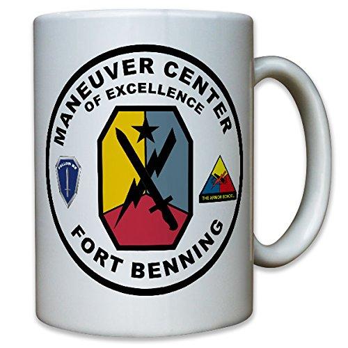 Maneuver Center Fort Benning of Excellence United States - Mok #9995 t
