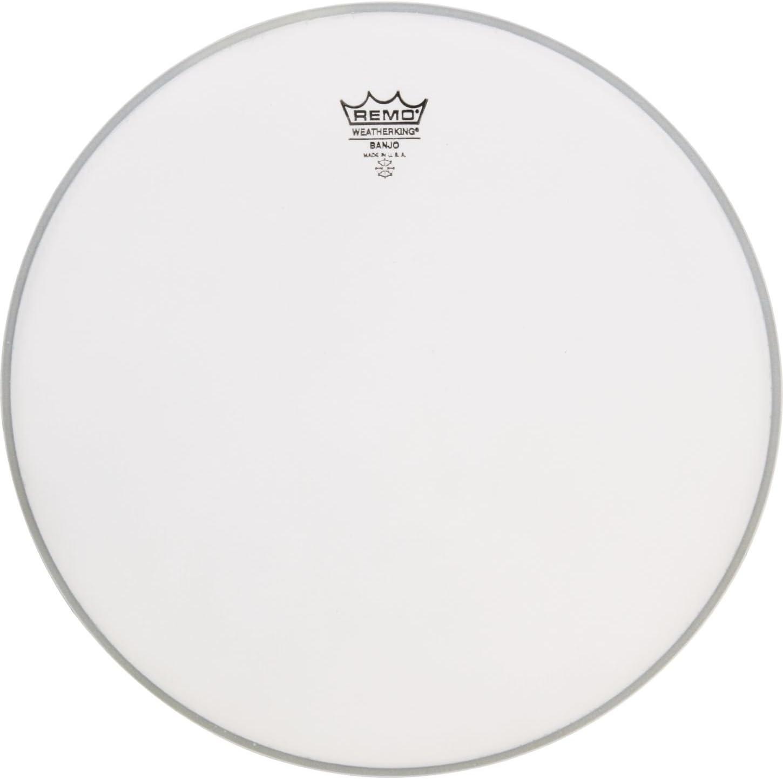 Remo BJ1102L5 11-2 16-Inch Fiberskyn Banjo Max 56% OFF Head Low Diplomat Co Max 40% OFF
